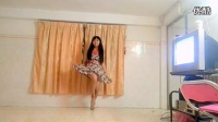 韩国小美女跳舞自拍