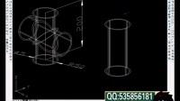 2009cad视频下载_三维cad教程视频全套_cad教程平面设计