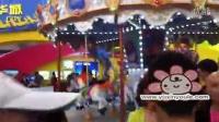视频: 玉鑫12座豪华转马。在西安乐华城落户了