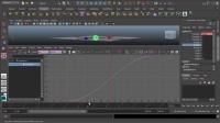 19MAYA动画教程_动画曲线