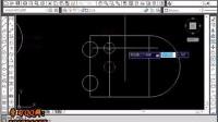 二维绘制小练习-CAD机械设计新手入门基础视频教程案例