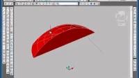 CAD排球建模-CAD机械设计新手入门基础视频教程案例