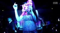 2014年9月21日G奶嫩模莫露露女王驾到杭州百乐门酒吧贵宾之夜2