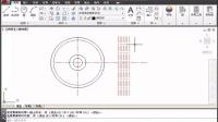 V带轮的CAD绘制