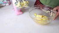 黄油曲奇教程 小呆烘焙 DIY曲奇饼干