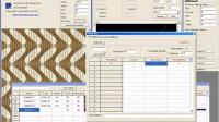Textricot3 2經編織物模擬 ProCAD 5