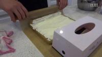 蛋糕卷的卷法