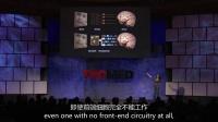 TED演讲集:设计人身 希拉?尼伦伯格:用假体眼睛治疗失明