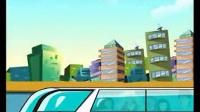 地铁最后的21秒没字1~2 Flash体操教学课件动画制作-翼虎动漫