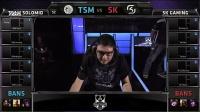 TSM vs SK Gaming S4全球总决赛 B组小组赛_高清