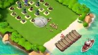 [海岛奇兵]刚抢下的资源岛,那边开始抢不过我了