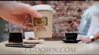 用7种方式宣传你的咖啡广告,咖啡AE模板高清视频素材来自西橘网