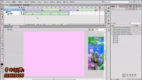 剪切照片动画-Flash新手入门基础视频教程案例