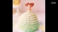 芭比娃娃系列蛋糕