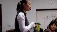 杭州龍井吃茶超強銷售,聽完超想購買茶葉 (4) 示範裝茶葉