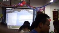 佳丽学校平面设计班生日party片段