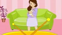 婴儿睡 卡通造型设计制作 北京flash卡通形象设计制作 动画制作
