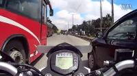 KTM Duke 390城市街道加速测试