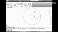 经典绘图教程第三节8—绘制相切及同心的圆