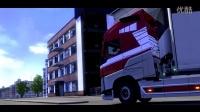 【原创视频】欧洲卡车模拟2斯堪的纳维亚DLC官方图片
