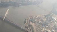 重阳节登高广州塔摩天轮