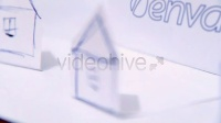VideoHive 1556 Paper City 手绘纸城个性展示AE模板