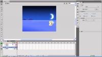 Flash实战案例视频教程第8课 小熊滑冰