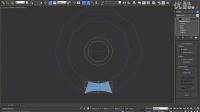 天花板制作3d模型建模教程