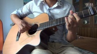 【琴友】吉他指弹《时间旅行》(视频)