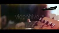 VideoHive 1513老电影眩光预告片图片展示展示AE模板