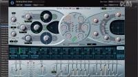 <电子音乐>Logic Pro X 贝司的声音设计: ES2合成器中贝司的制作