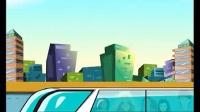 地铁 深圳flash制作 flash卡通动画制作 动画短片制作-翼虎动漫