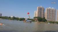 2014年漳州九龙溪游泳抢渡比赛视频