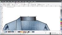 coreldraw服装教程第二部分教学cdr实例设计运用_技巧
