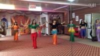 宝鸡贝斯特埃及东方舞   《小苹果》