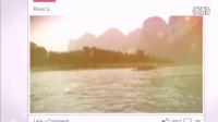 i'm your 桂林旅行相册,AE应用制作。