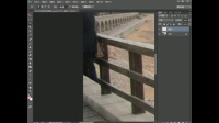 ps教程 ps视频 ps学习照片去瑕疵选区修图法(1)