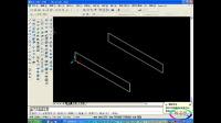 杨老师CAD三维教程 在路上cad教程 家装制图 床绘制