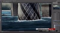 PS教程_PS创意教程_PS创意作品之《水下伦敦》