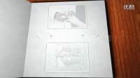 942 甜蜜婚礼回忆书籍相册AE模板