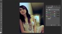 [PS]photoshop教程偏色ps动漫人物制作教程
