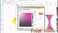coreldraw 彩色宣传小册子CDR入门教程  CorelDRAW教程  排版  PS平面设计