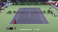 ATP 2014上海 半决赛 费德勒VS德约科维奇 自制HL