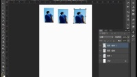 ps照片处理_PS教程视频移动工具实例视频学习
