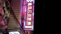 """红色视觉REDVISION为""""新动力台球城""""设计制作户外导向广告牌"""