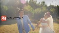 浪漫婚礼mv视频AE模板开场