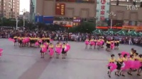 辽宁新宾久扬女子艺术团 长扇舞 共度好时光