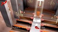 Ip 教堂婚礼高清立体素材三维西式基督教堂婚庆素材   新版