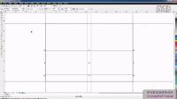 CDR怎么做包装盒  CDR画册 特训班教程 coreldraw x6基础到画册教程