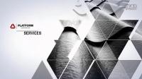 公司宣传企业级包装动画AE模板CG教程视频